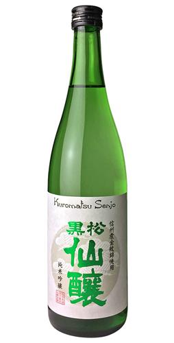 黒松仙醸 純米吟醸 金紋錦